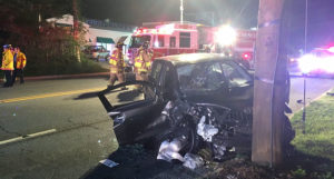 Head-on crash happened in the 4000 block of Lancaster Pike west of Wilmington. (Photo: Delaware Free News)