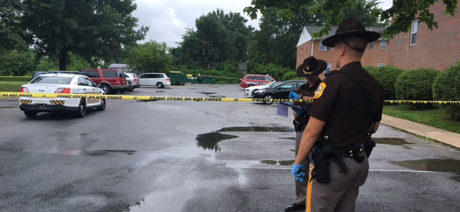 Man charged in shooting at apartment complex near New ...