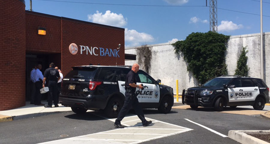 Woman arrested in Wilmington bank robbery – Delaware Free News