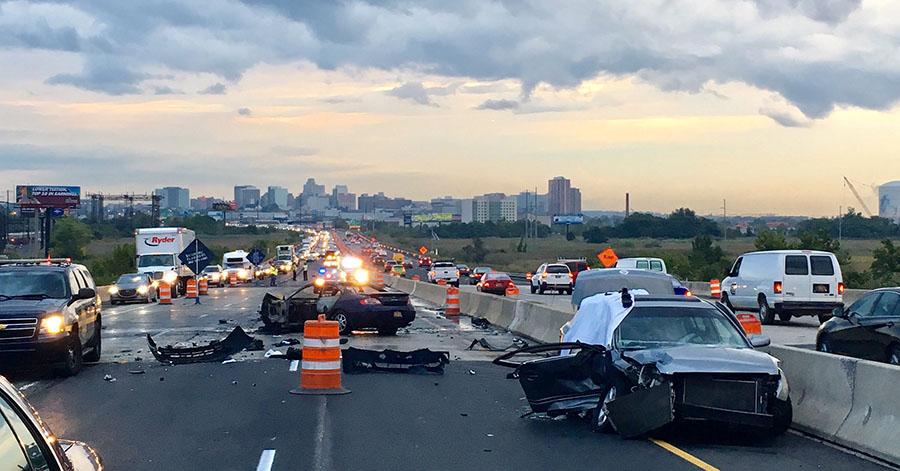 Newark man killed in fiery I-95 crash is identified – Delaware Free News