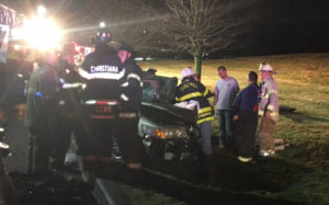 Fatal crash happened near entrance to Delaware Park and Churchmans Road (Route 4). (Photo: Delaware Free News)