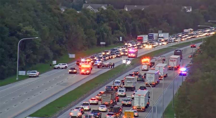 Crash shuts Route 1 near Route 72 – Delaware Free News