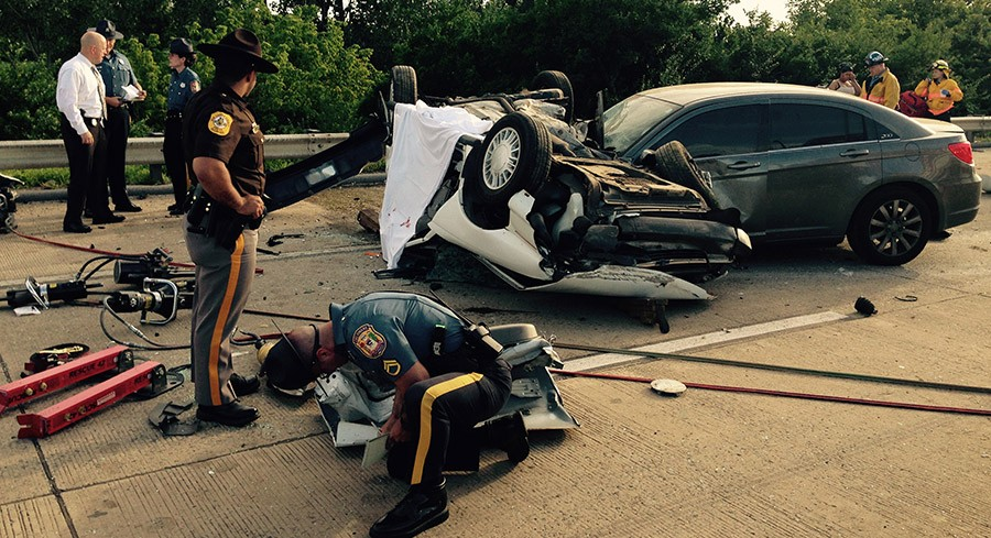Man killed in I-495 rollover crash identified – Delaware