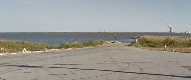 Reedy Island As Seen From Augustine Beach Access Area Photo Google Maps